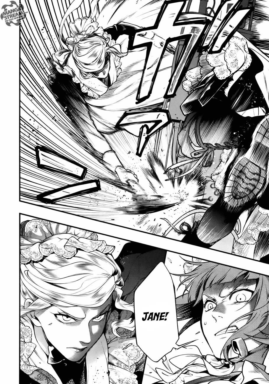 Kuroshitsuji Chapter 156