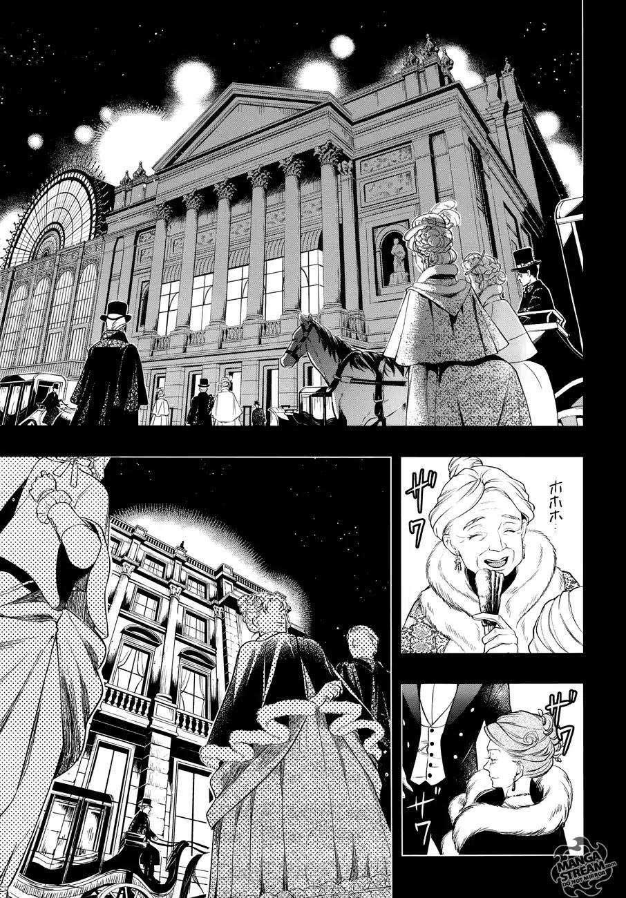 Kuroshitsuji Chapter 157