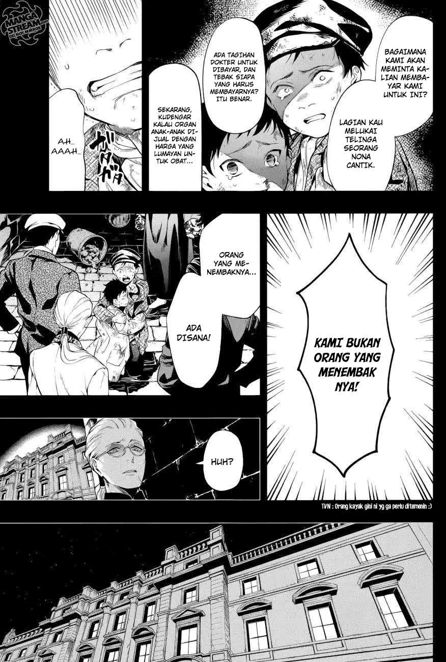 Kuroshitsuji Chapter 158