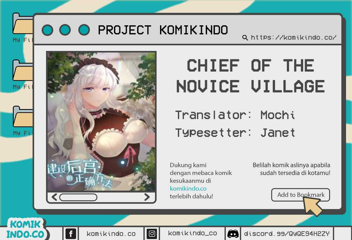Chief Of The Novice Village Chapter 07