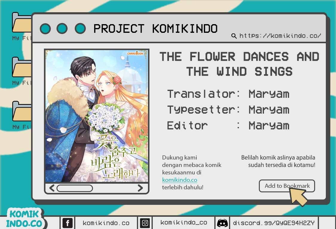 The Flower Dances and the Wind Sings Chapter 39