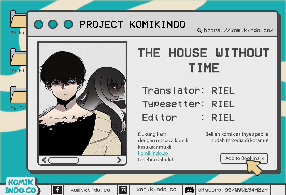 The House Without Time Chapter 05