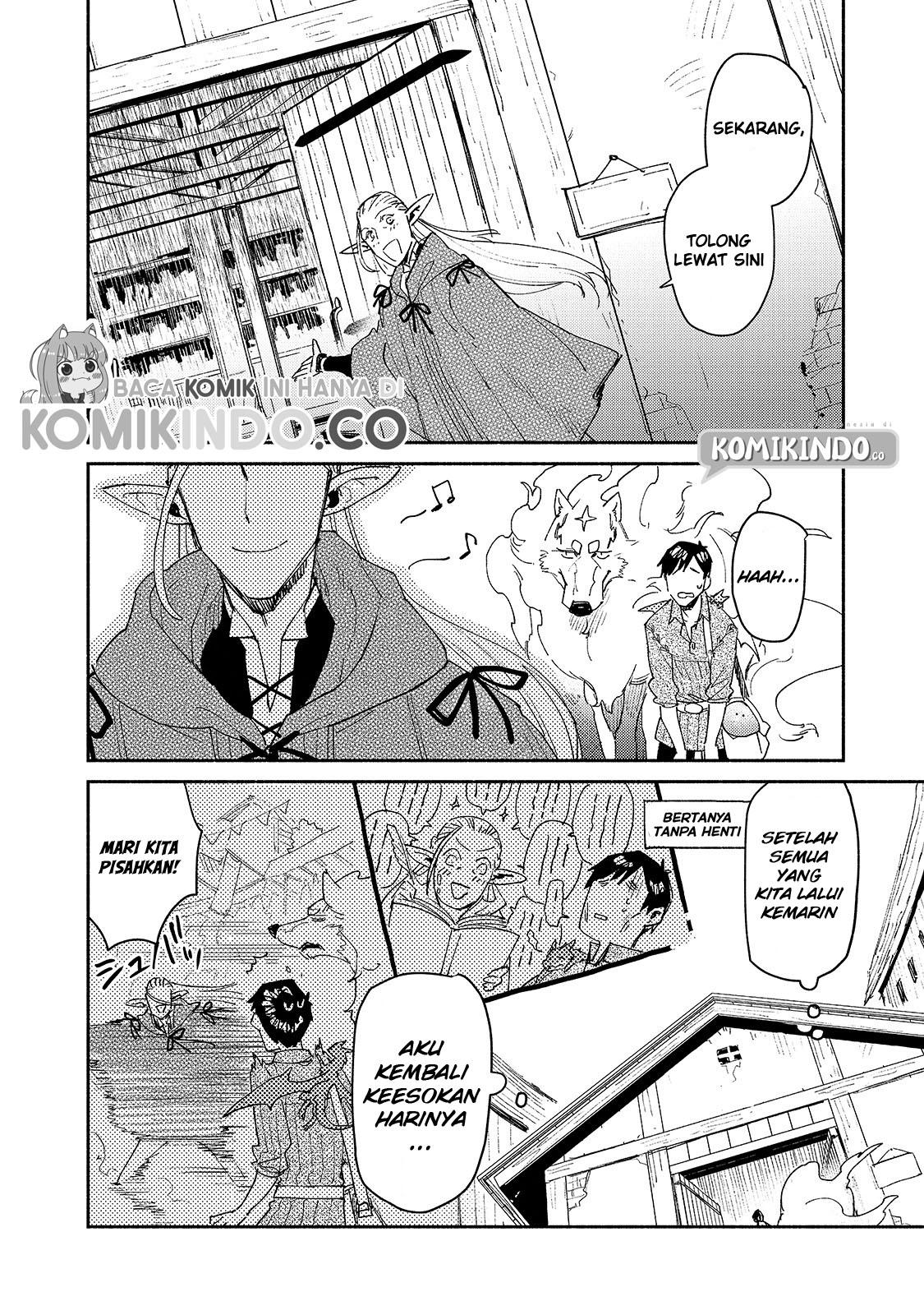 Tondemo Skill de Isekai Hourou Meshi Chapter 40
