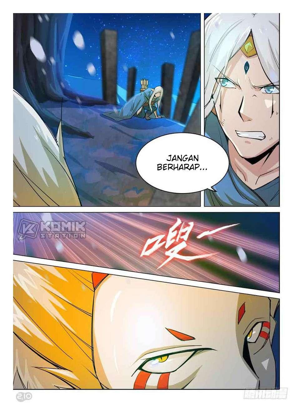 Yin Zhi Shoumuren Chapter 301