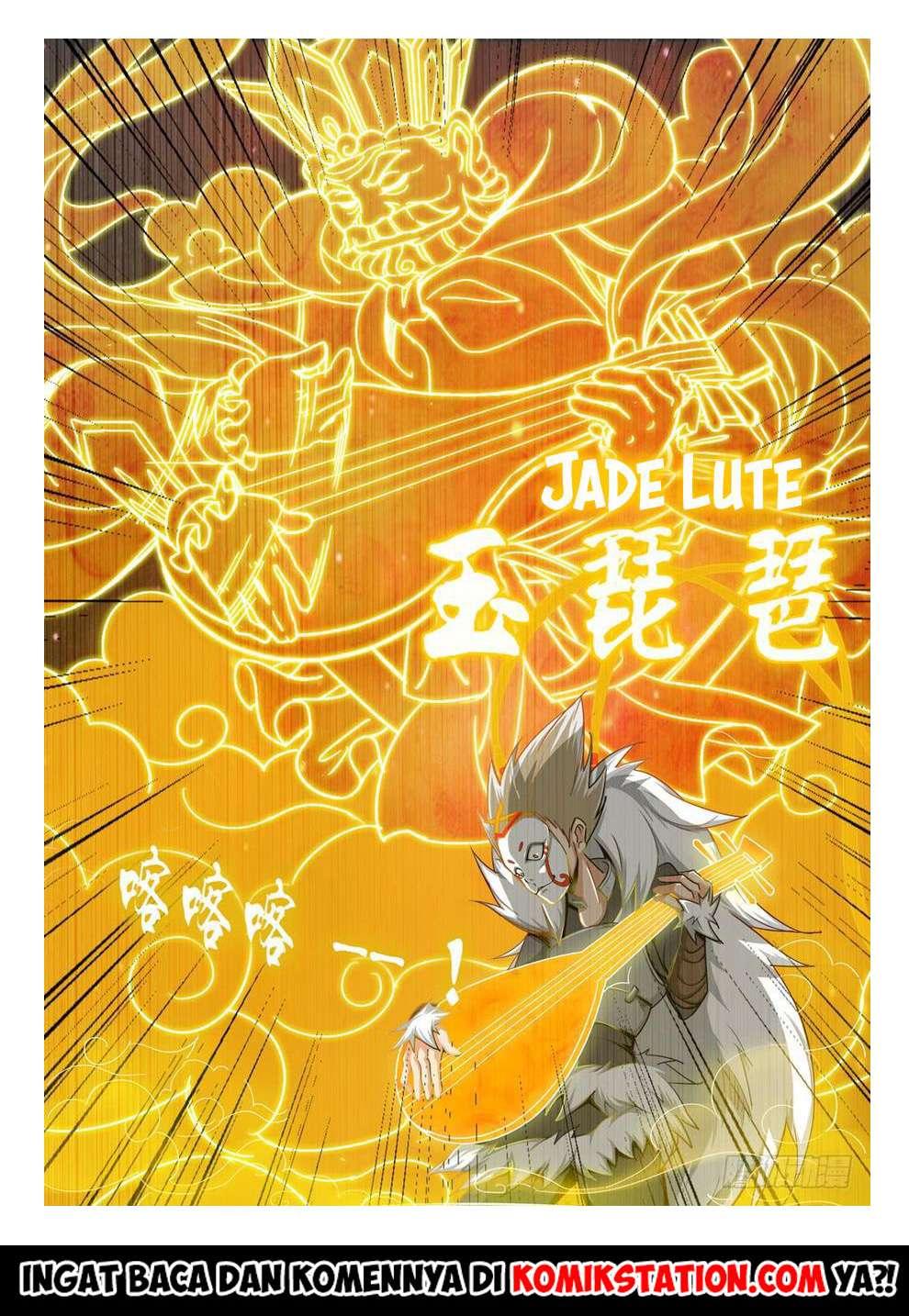 Yin Zhi Shoumuren Chapter 302