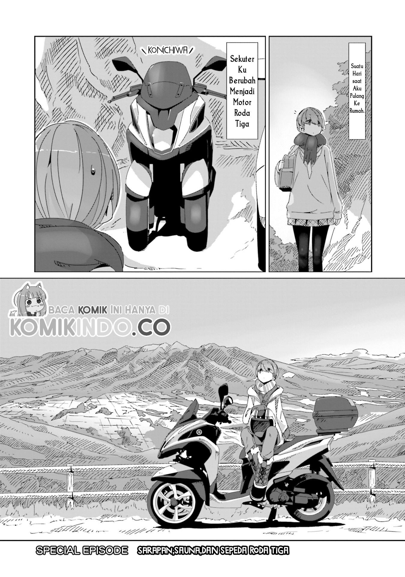 Yuru-Camp Chapter Spesial