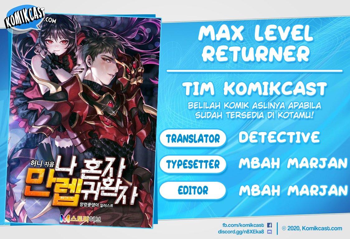 Max Level Returner Chapter 5