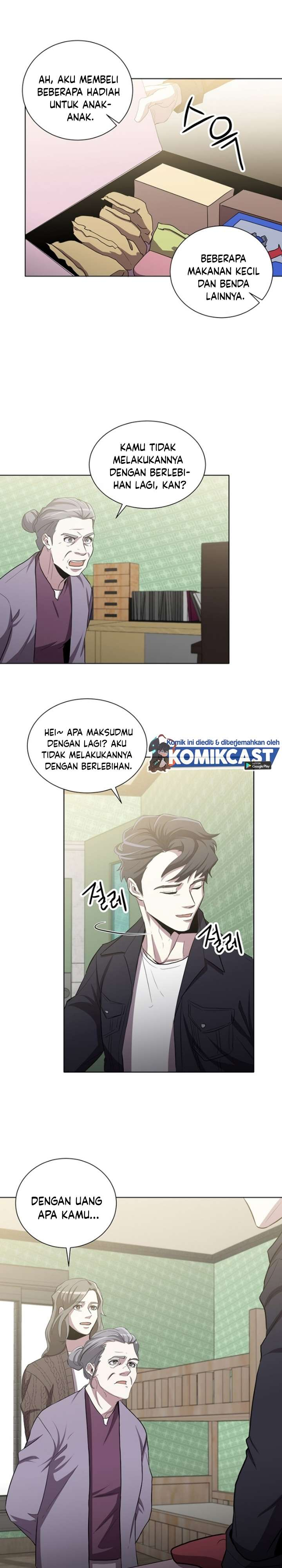990k Ex-Life Hunter Chapter 16